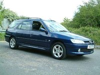 Picture of 2001 Peugeot 306, exterior