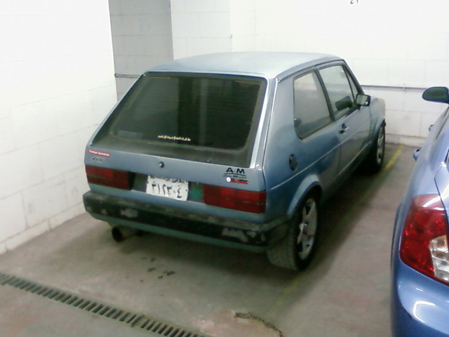 1976 Volkswagen Rabbit