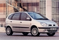 2003 Renault Scenic Overview