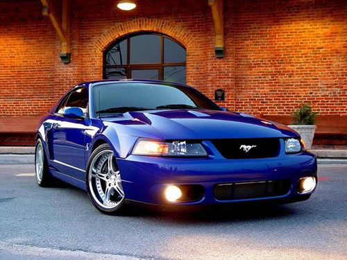 Picture of 2003 Ford Mustang SVT Cobra Supercharged Coupe, exterior, gallery_worthy