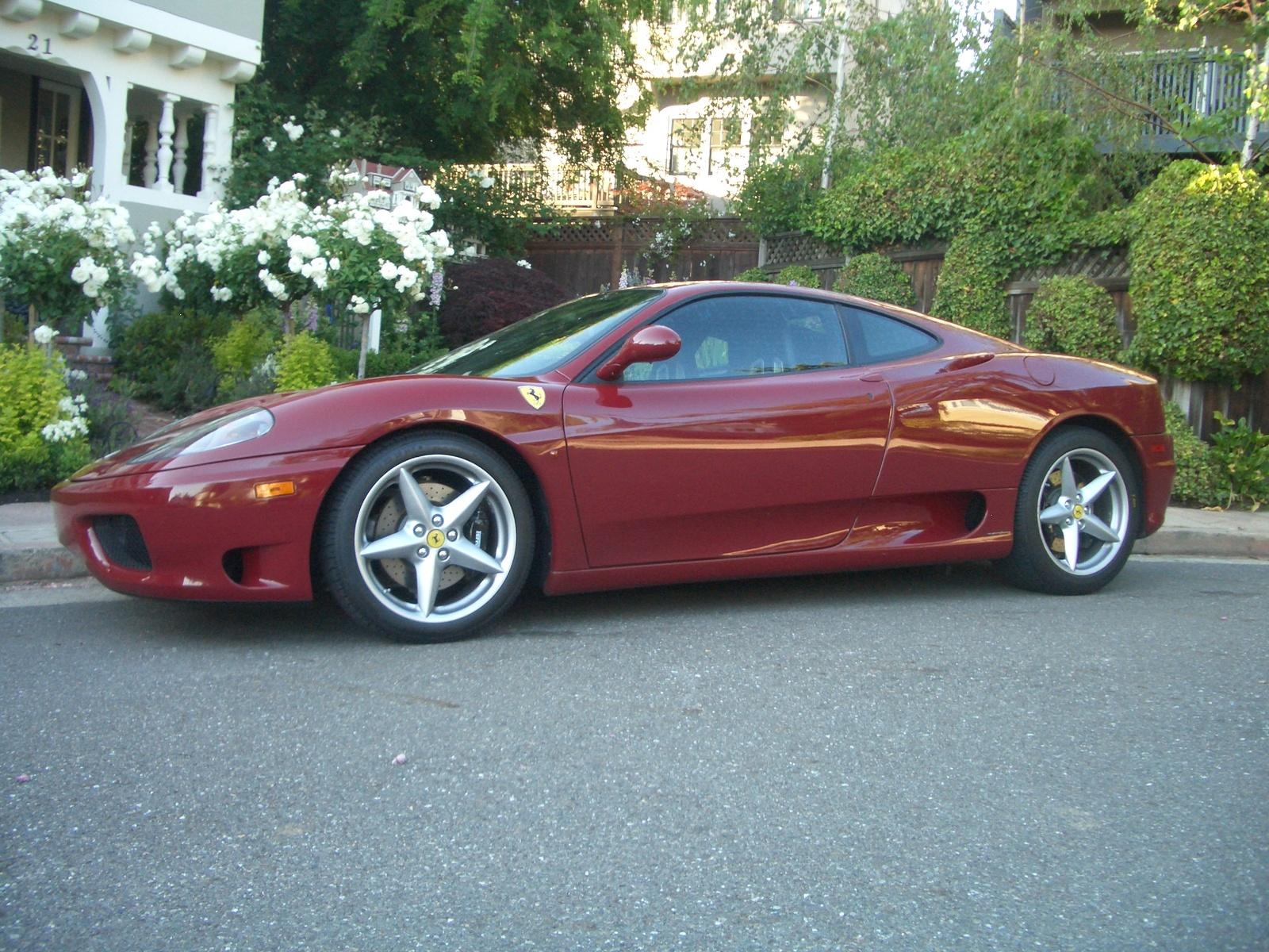 2002 Ferrari 360 Pictures Cargurus