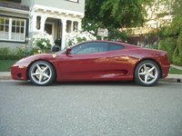 Picture of 2002 Ferrari 360 Modena Coupe, exterior