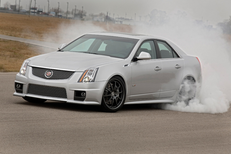 2009 Cadillac STS-V - Overview - CarGurus