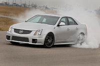 Picture of 2009 Cadillac STS-V, exterior, gallery_worthy