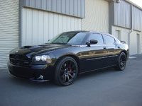 2009 Dodge Charger SRT8 picture, exterior