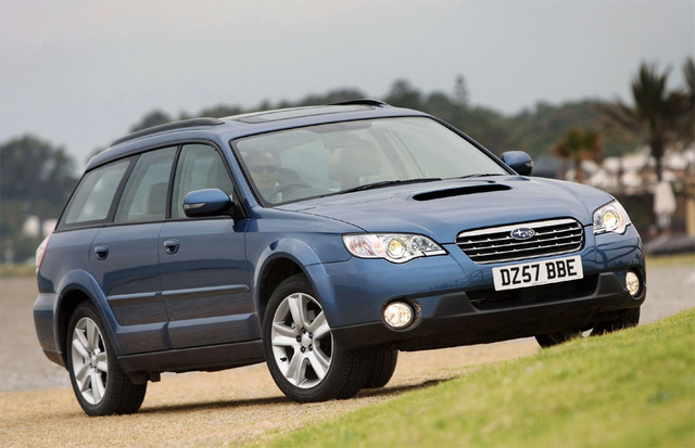 Picture of 2007 Subaru Outback, exterior, gallery_worthy