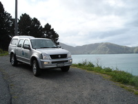2007 Holden Rodeo Overview