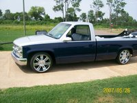 Picture of 1991 Chevrolet C/K 1500 Silverado Extended Cab SB, exterior