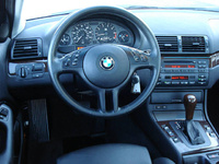 2002 BMW 3 Series 325i, 2002 BMW 325 325i picture, interior