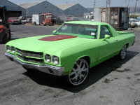 1975 Chevrolet El Camino Overview