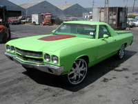1975 Chevrolet El Camino Picture Gallery