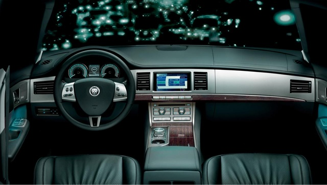 Picture Of 2009 Jaguar XF Supercharged, Interior, Manufacturer,  Gallery_worthy