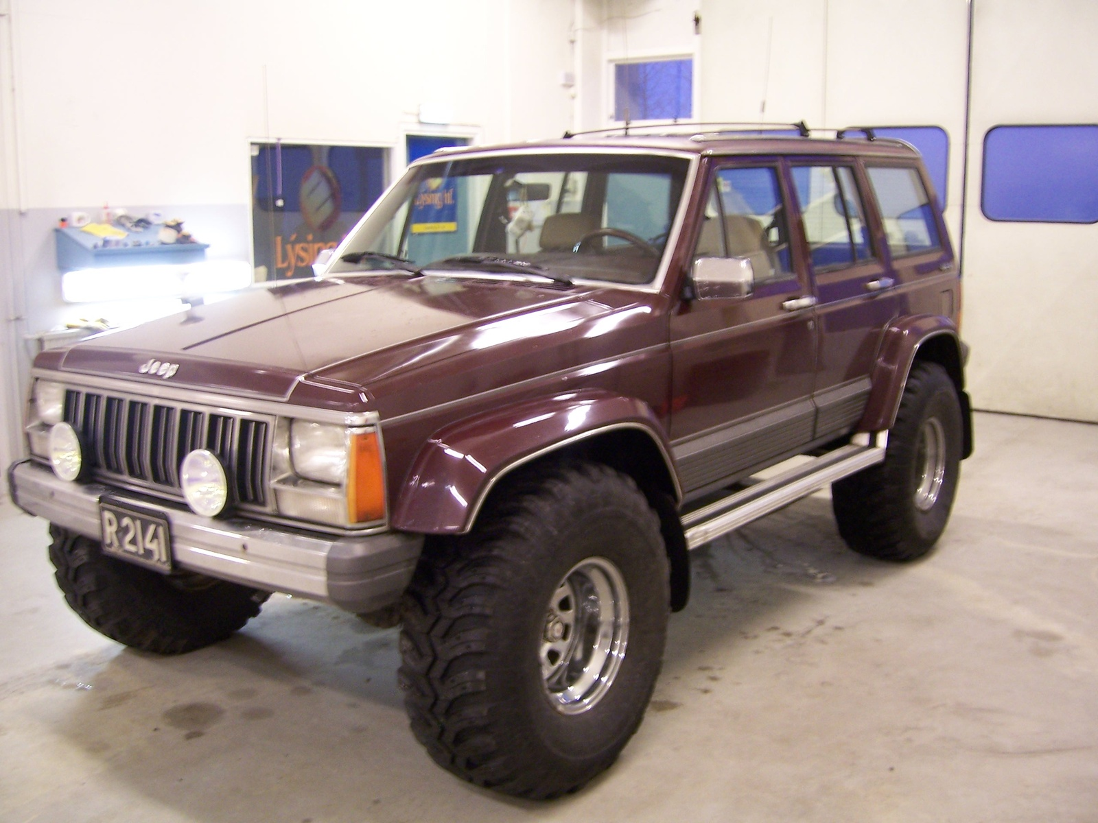 1988 Jeep Cherokee Pictures Cargurus