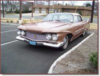 1960 Plymouth Savoy, Just photo at one of the stops along our ride on March 15, 2009., exterior