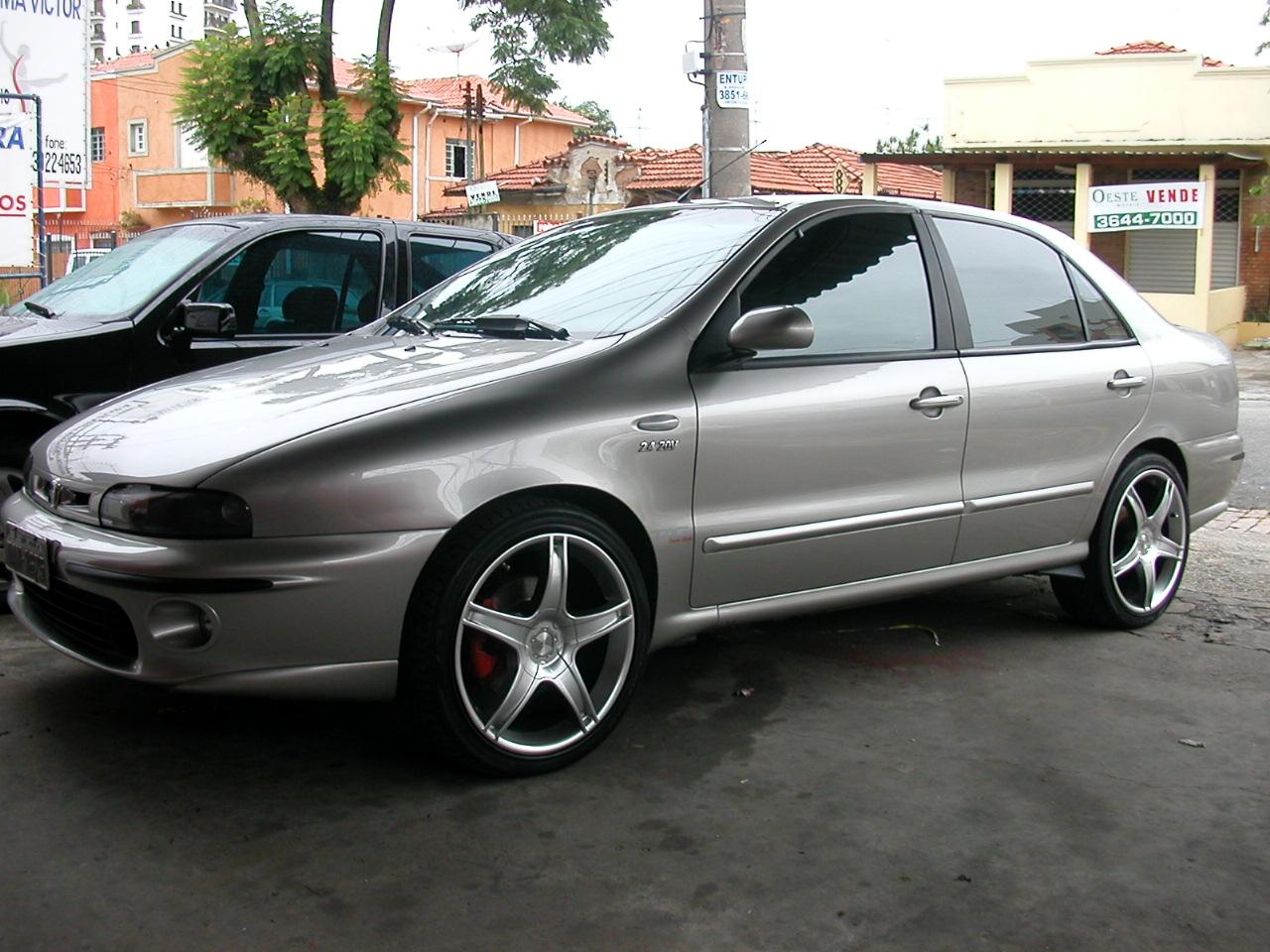 2002 FIAT Marea, 2002 Fiat Marea picture, exterior