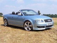 Picture of 2003 Audi A4 1.8T Convertible, exterior, gallery_worthy