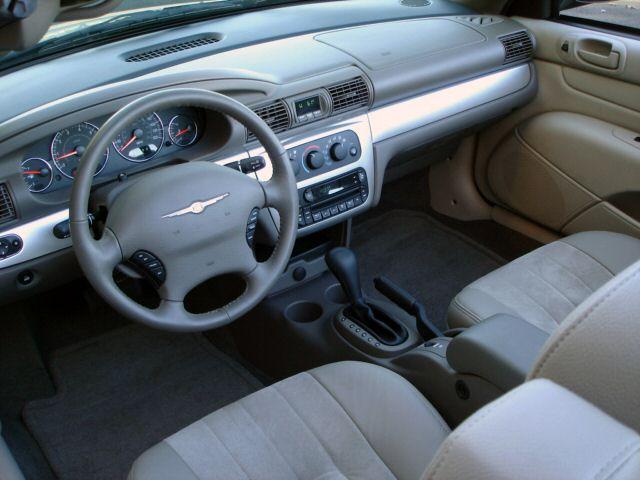 2006 Chrysler Sebring Interior Parts