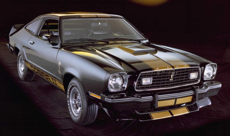 1975 Ford Mustang Hatchback picture