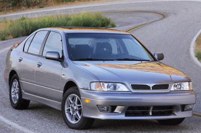 2001 Infiniti G20 4 Dr STD Sedan picture, exterior