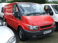 2004 Ford Transit Cargo Overview