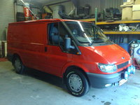 Picture of 2004 Ford Transit Cargo, exterior