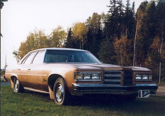 Picture of 1975 Pontiac Parisienne, exterior, gallery_worthy