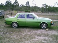 1979 Mazda 626 Overview