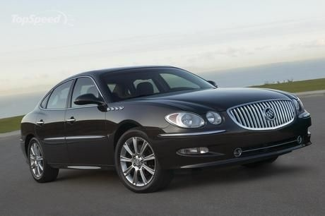 Picture of 2008 Buick LaCrosse Super FWD, exterior, gallery_worthy