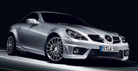 Picture of 2009 Mercedes-Benz SLK-Class SLK55 AMG, exterior