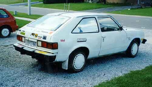 Picture of 1980 Chevrolet Chevette