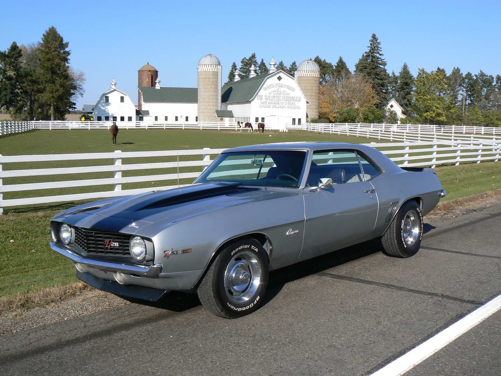 Chevrolet Camaro Questions - I have a SB engine in a 69