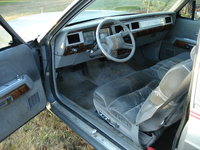 1985 Mercury Grand Marquis picture, interior