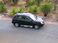 2007 Hyundai Tucson Picture Gallery