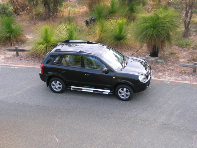 Picture of 2007 Hyundai Tucson