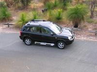 Picture of 2007 Hyundai Tucson, exterior