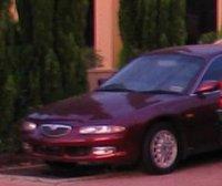 1993 Mazda Xedos 6 Overview