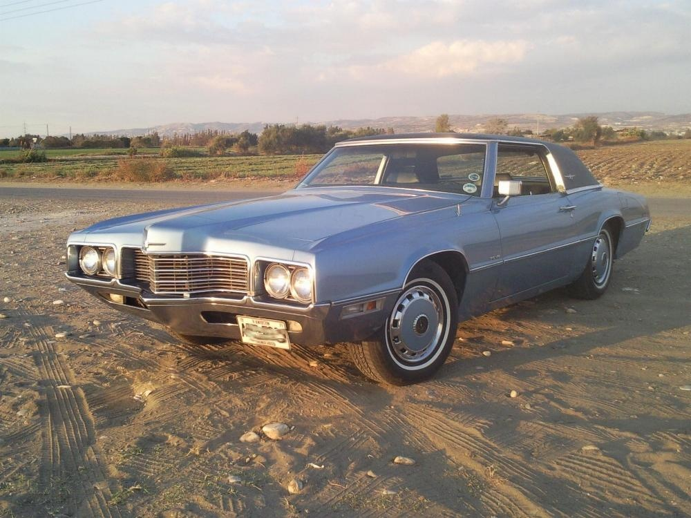 Ford Thunderbird Questions - value of my 71 Thunderbird - CarGurus
