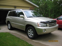 2003 Toyota Highlander Picture Gallery