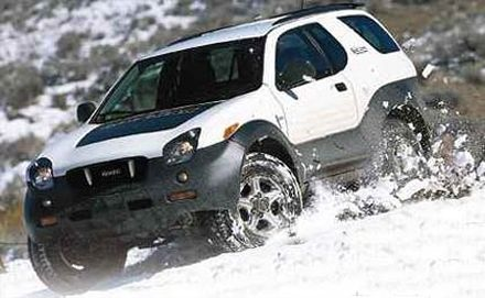 Picture of 1999 Isuzu VehiCROSS