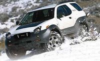 1999 Isuzu VehiCROSS Overview