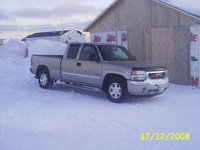 Picture of 2005 GMC Sierra 1500 SLE Extended Cab SB, exterior