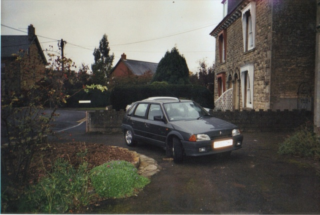 Picture of 1990 Citroen AX, exterior