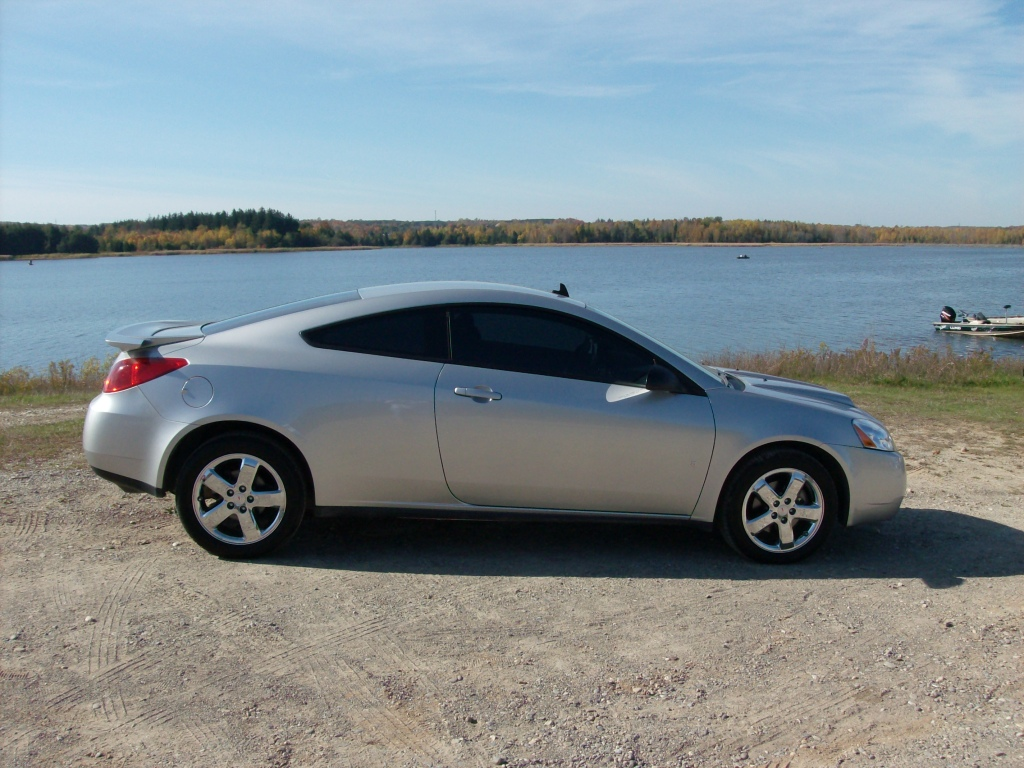 2008 Pontiac G6 Gt Coup 233 Related Infomation Specifications