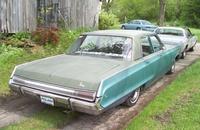 1968 Dodge Polara, exterior