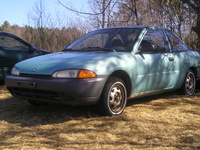 1994 Dodge Colt Overview
