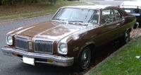 1974 Oldsmobile Omega Overview