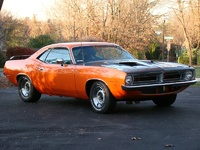 1973 Plymouth Barracuda picture, exterior