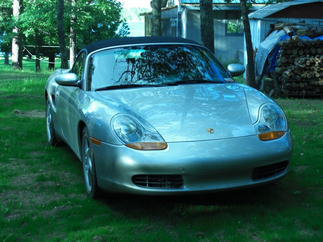 Picture of 2001 Porsche Boxster Base, exterior, gallery_worthy
