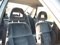 1990 Mazda 626 LX, 1990 Mazda 626 4 Dr LX Sedan picture, interior