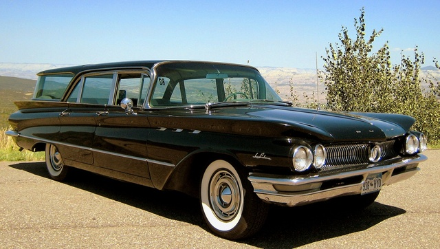 Picture of 1960 Buick LeSabre, exterior, gallery_worthy